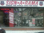 SIGN-A-RAMA Ottawa and Nepean, ON